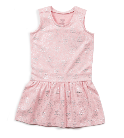 Egg Bella Dress Pink
