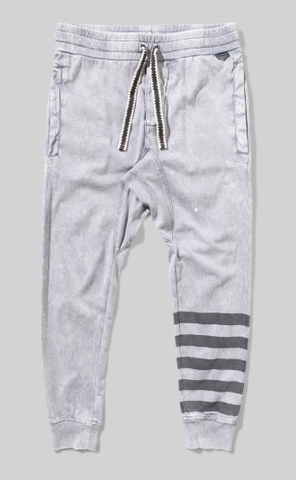Munster Kids Crystal Pants Washed Grey