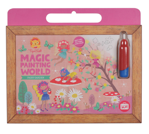 Schylling Fairy Garden Magic Painting Set