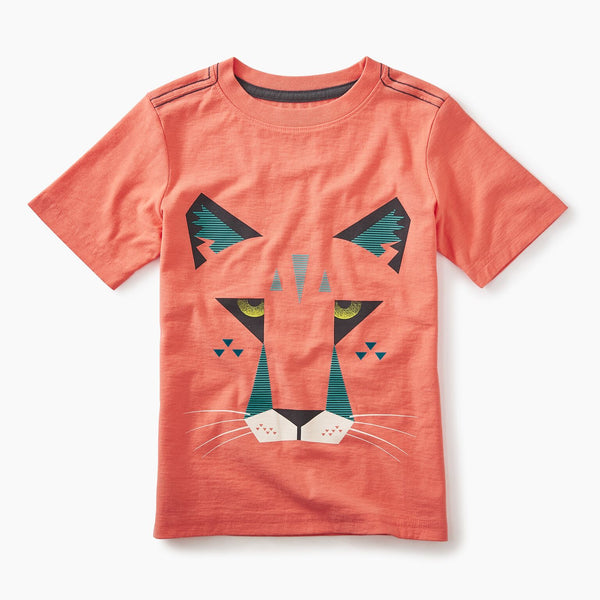 Tea Collection Florida Panther Graphic Tee