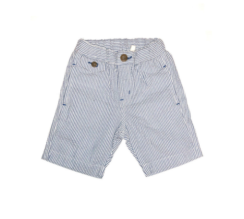 Bitz Kids  Blue Seersucker Short