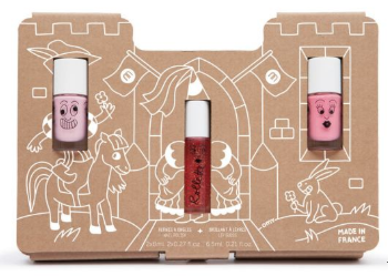 Nailmatic Lip Gloss Nailpolish Gift Set