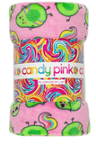 Candy Pink Avocado Pillowcase