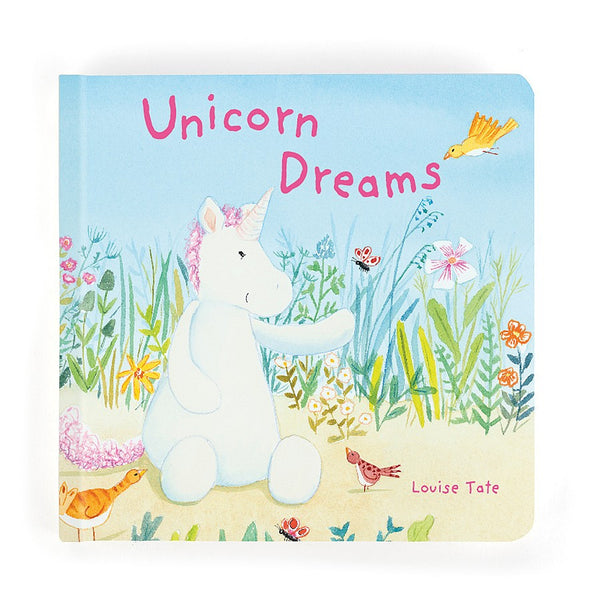 Jelly Cat Unicorn Dreams