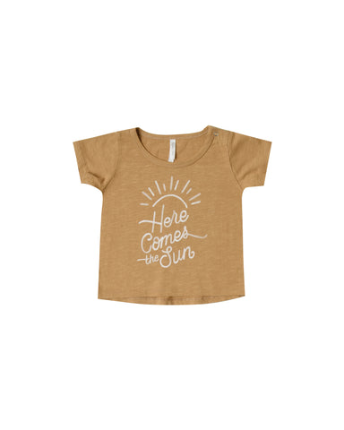 Rylee and Cru Basic Tee Here Comes the Sun