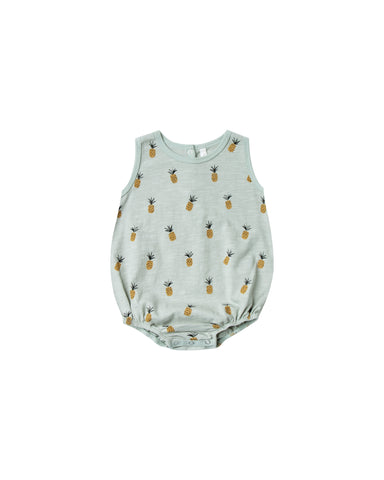 Rylee and Cru Pineapples Bubble Onesie