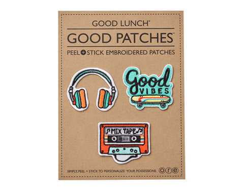 Ore Good Lunch Patches