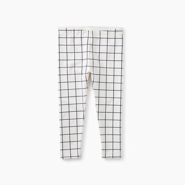 Tea Collection City Grid Baby Leggings