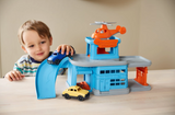 Green Toys Car Garage
