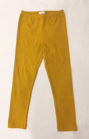 Lali Knit Leggings Mustard