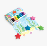 Ooly Stars of the Sea Starfish Crayons