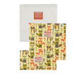 Ore Good Lunch Snack Sack Set of 3