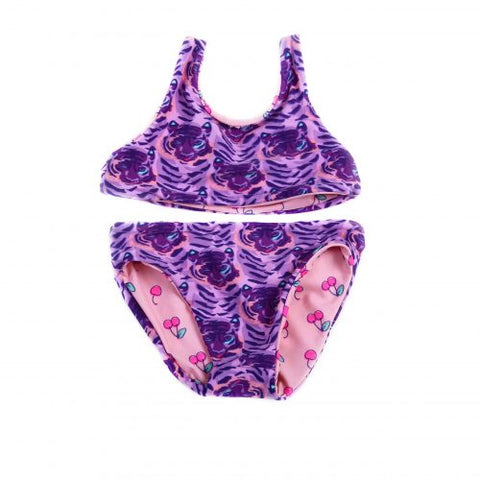 Egg Erin Reversible Two Piece Purple