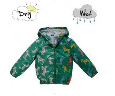 Holly and Beau Rain Jackets -various