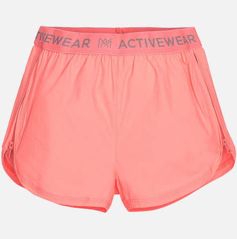 Mayoral Lace Short Neon Nectar