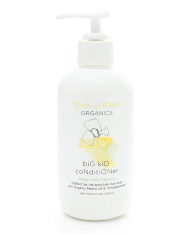 Wash with Water Big Kid Conditioner