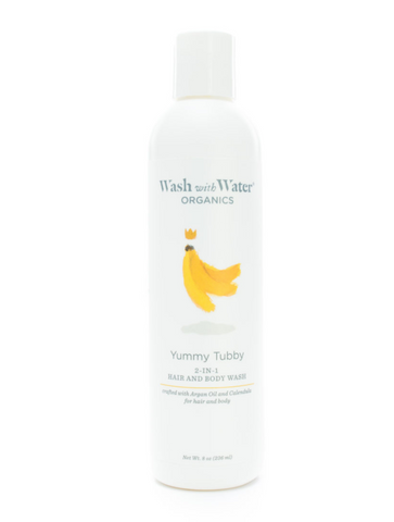 Wash with Water Yummy Tubby 2-1 wash