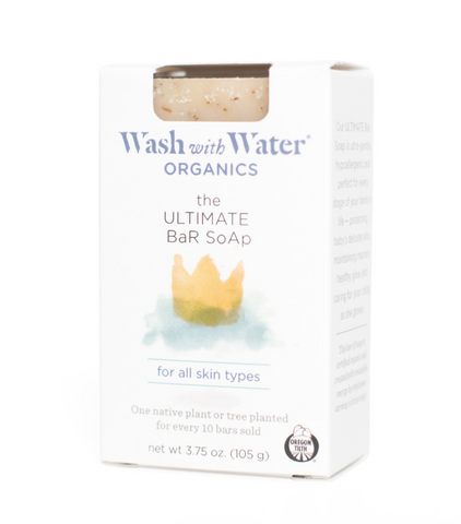 Wash with Water Ultimate Bar Soap