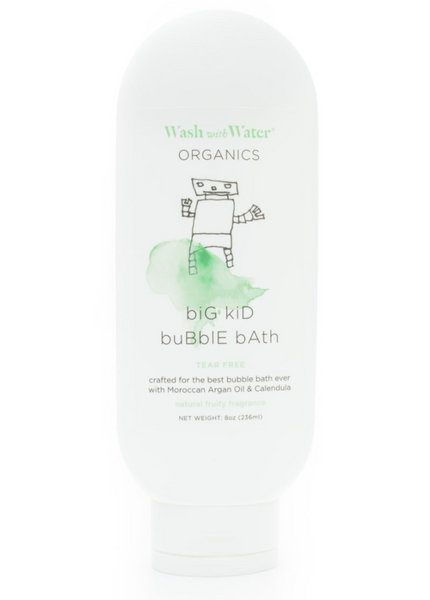 Wash with Water Tear Free Bubble Bath