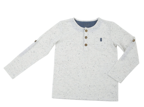 Egg Kyle Henley Top Oat