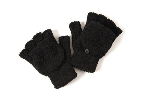 Appaman Gilly Convertible Glove Black
