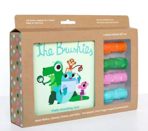 Brushies Gift Set