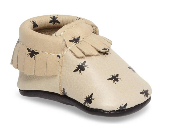 FP Moccasins Honey Bee