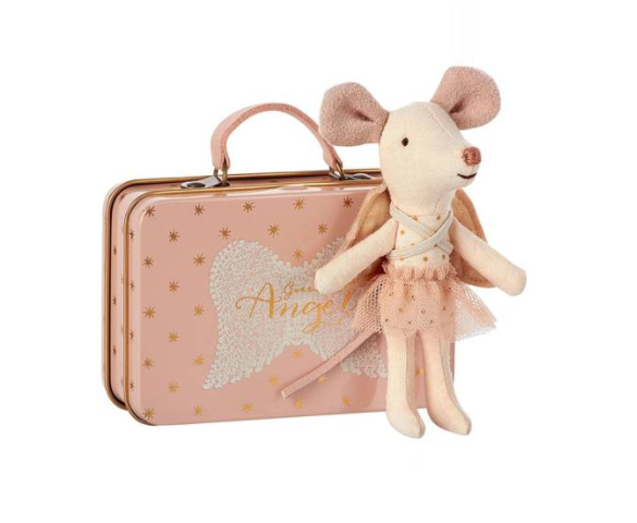 Maileg Guardian Angel Mouse