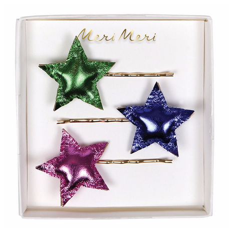 Meri Meri Star Hair Clips 3