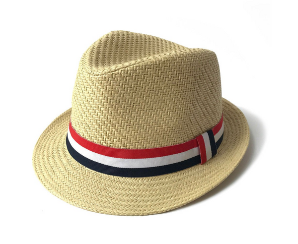 Appaman Houston Fedora Natural Color