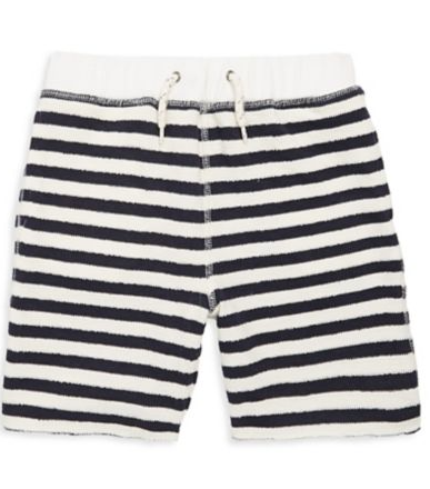 Appaman Camp Shorts Navy Stripe