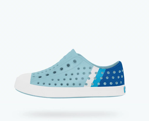 Native Jefferson Sky Blue Gradient Block