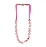 Chewbeads JR Beads Spring Heart Necklace
