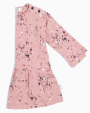 MB Girl Dress Dusty Pink