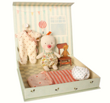 Maileg Ginger baby room playset