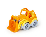 Green Toys Scooper Construction Truck - Orange Yellow