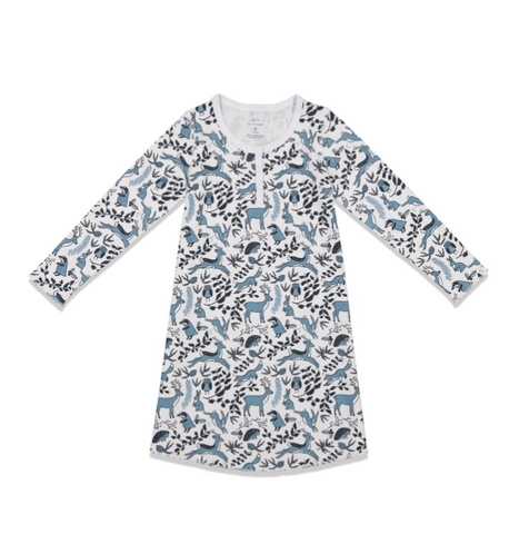 RRR GIRLS WINTERLAND NADINE DRESS
