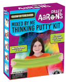 Crazy Aaaron Mixed by Me Thinking Putty Kit