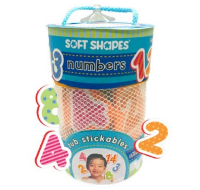 Innovative Kids Tub Stickables