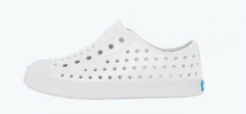 Native Jefferson Shell White White sole/Shell White