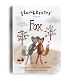 Slumberkins- Fox -Snuggler Bundle - Silken Green