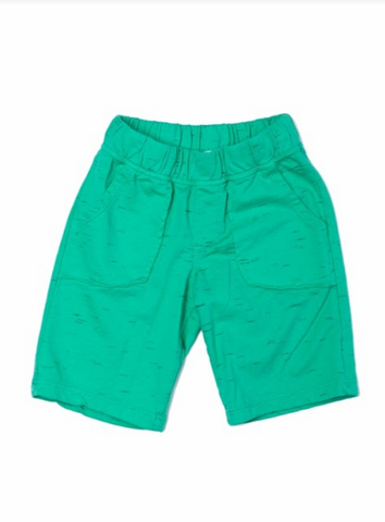 Joah Love 3 Pocket Knox Marble Shorts Kelly Green