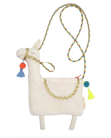 Meri Meri LLAMA CROSS BODY BAG