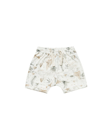 Rylee and Cru Jungle Front Pouch Short