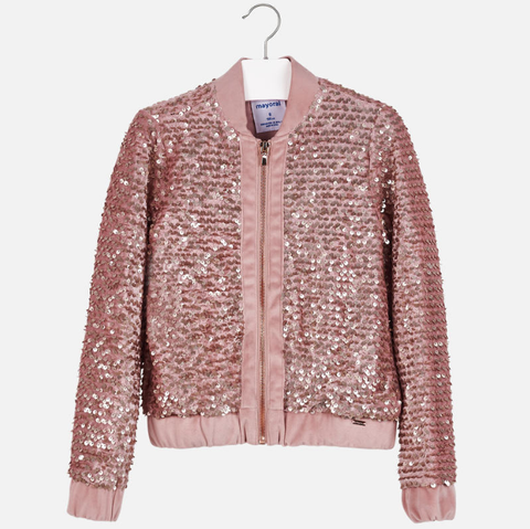 Mayoral Sequin Jacket