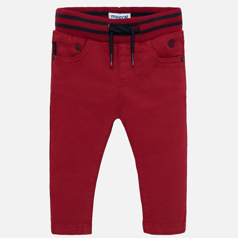 Mayoral Red Pants