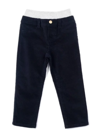 Egg Perfect Pant Deep Navy