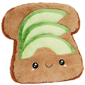 Squishable Avacado Toast