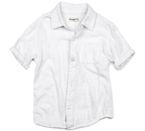 Appaman Beach Shirt White
