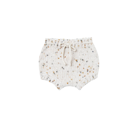 Rylee and Cru Pom Chenille Bloomer Wheat